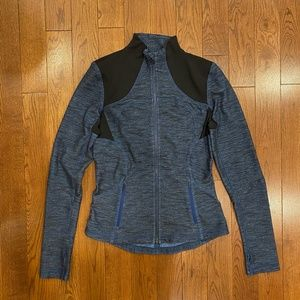 Lululemon Define Jacket - Blue/Black